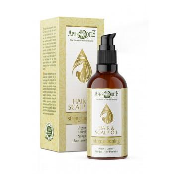 Тонизирующее и питательное масло для волос (Z-37)