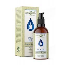 Очищающее масло для лица с эффектом детоксикации (Z-39)