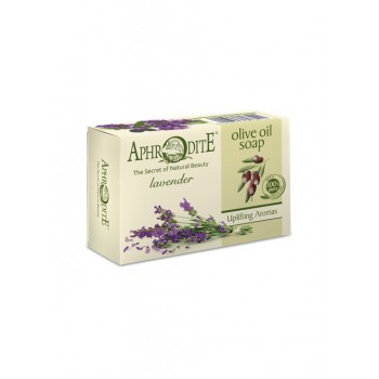 Мыло оливковое с ароматом лаванды (Z-83)