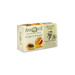 Мыло оливковое с манго и папайей (Z-71)
