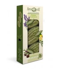 """Набор мыла оливкового """"Ароматные травы"""" (Z-3A)"""
