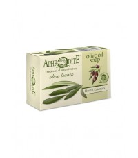 Мыло оливковое с листьями оливы (Z-73)