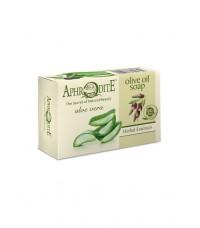 Мыло оливковое с алоэ вера (Z-81)