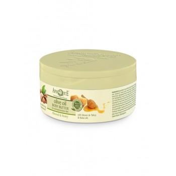 Крем-масло для тела с миндалем и медом (Z-43)