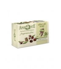 Мыло натуральное оливковое без отдушек (Z-70)